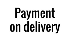 Payment on delivery